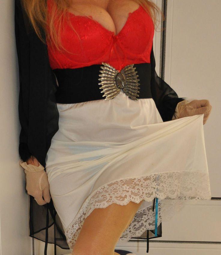 petticoat vintage porno