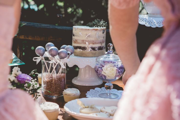 styled bridal tea party editorial photoshoot