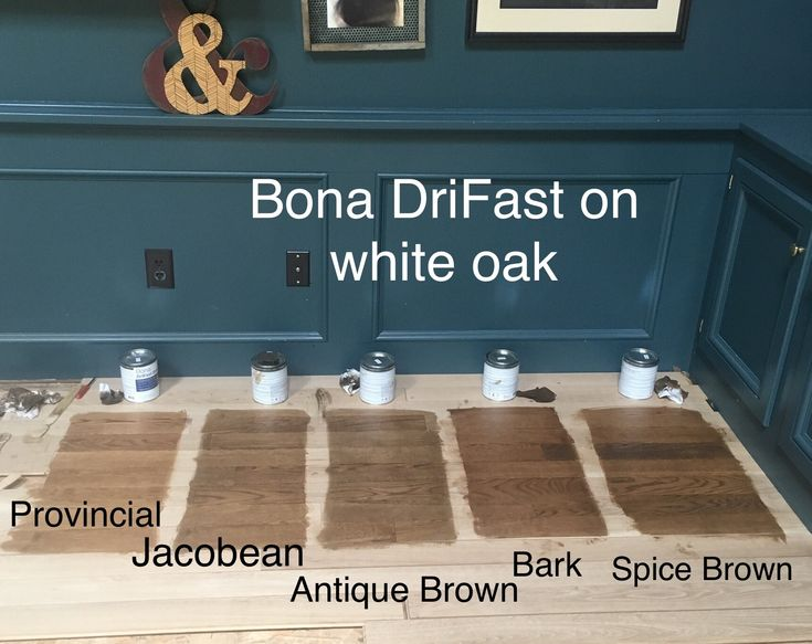 Bona Drifast Provincial Jacobean Antique Brown Bark