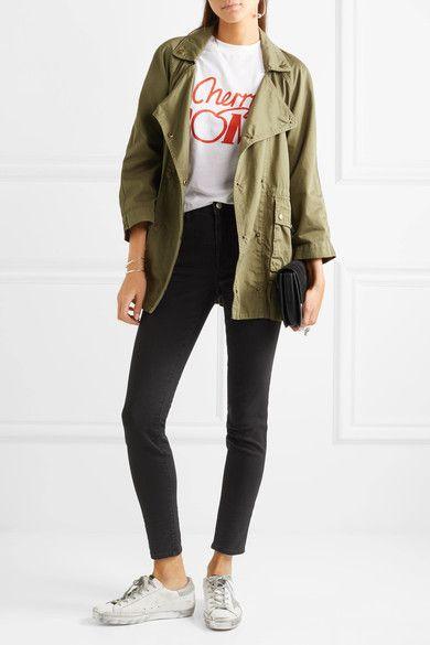 Madewell - High-rise Skinny Jeans - Black