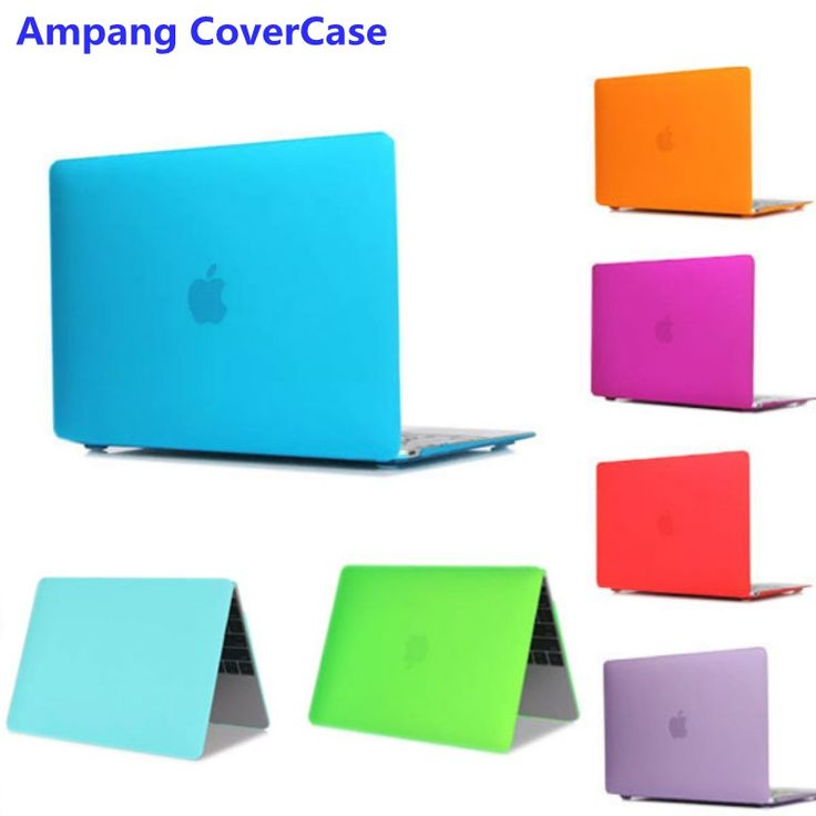 New Fastion Matte Laptop Cover For Macbook Pro 15 Cases 15.4 inch Matte Laptop Cases for Macbook Pro 15 Case with Retina 15.4'