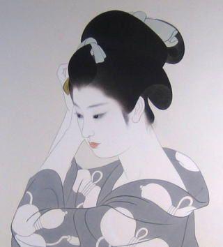 志村立美 絵画(日本画)作品