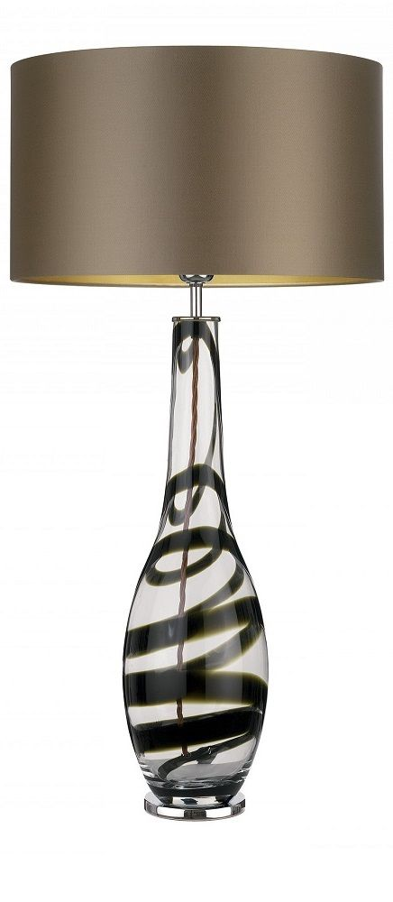 Contemporary Table Lamps Living Room Delectable Inspiration