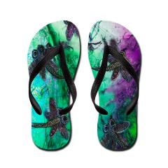 Make a statement with these fab colored original dragonfly design thongs! #thongs #jandals #flipflops #dragonflies