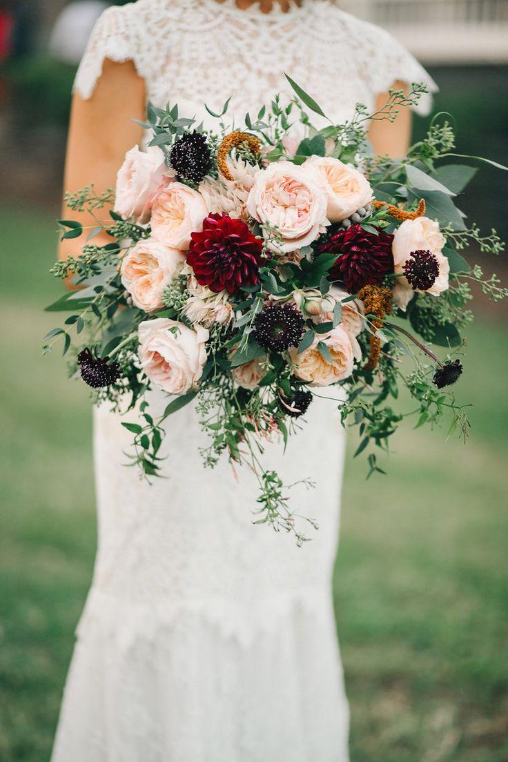 52 best burgundy..peach..cream images on pinterest   bridal