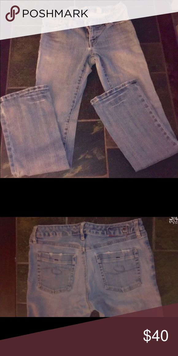 SERGIO VALENTE jeans 👖 Womens Sergio Valente jeans. Great condition. Sergio Valente Jeans Straight Leg