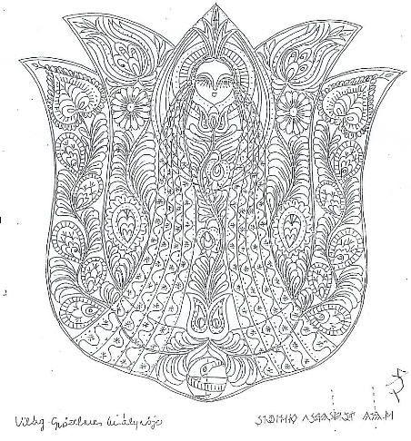 páva angyal a magyar népművészetben - Google Search