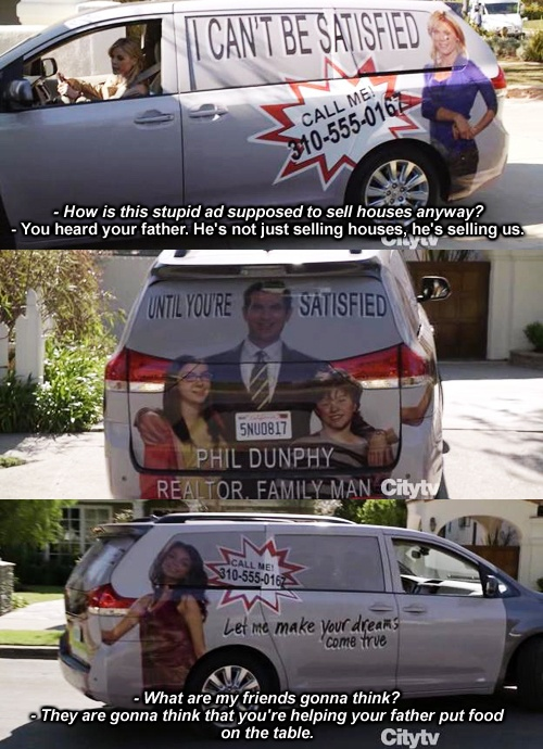 OMG -this episode of Modern Family was freakin' hysterical.