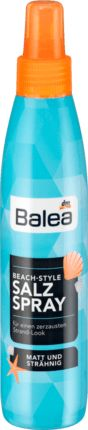 """Beach-Style Salz-Spray: Strandurlaub für deine Haare. Mit dem Surfer-Look erlebst du Urlaubsfeeling pur. - Für ein cooles """"Out of the Sea"""" Stylin..."""