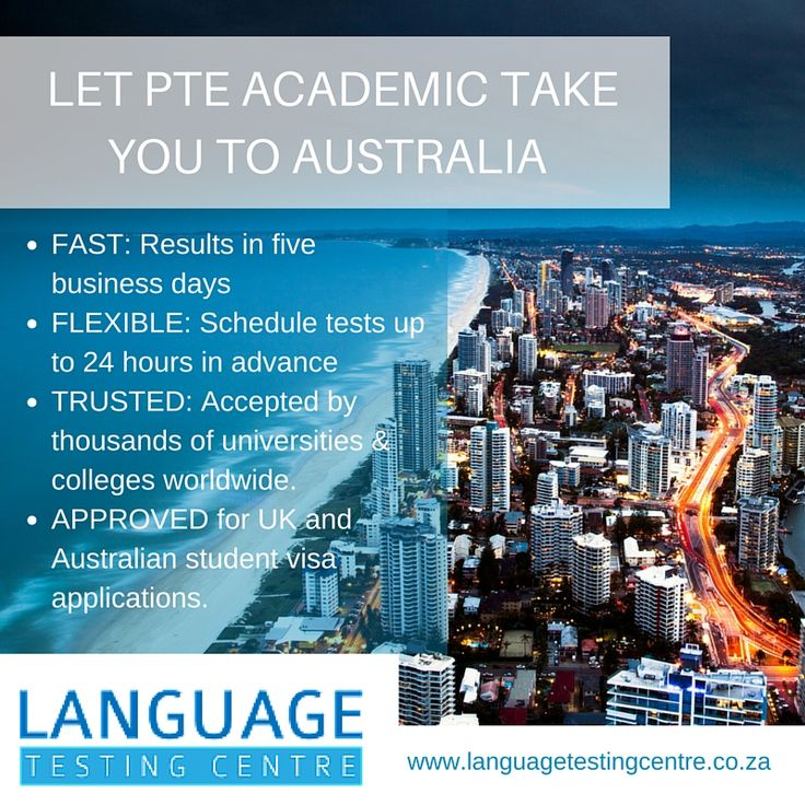 invitation letter for australibusiness visa%0A You can now take your Pearson Academic in Edenvale