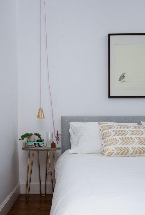 Multifunctional apartment in Brooklyn (by Katy Skelton Acuff and Drew Acuff, via Design Sponge) -- Photography Maxwell Tielman