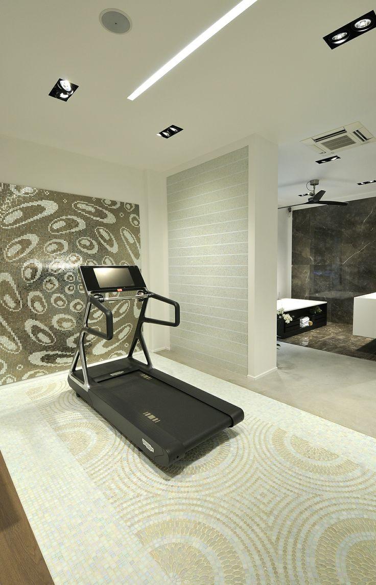 Pavimento e rivestimento in mosaico. Home wellness, arredo d'interni, mobili da bagno, sauna, bagno turco, cromoterapia. www.stanzedautore.it