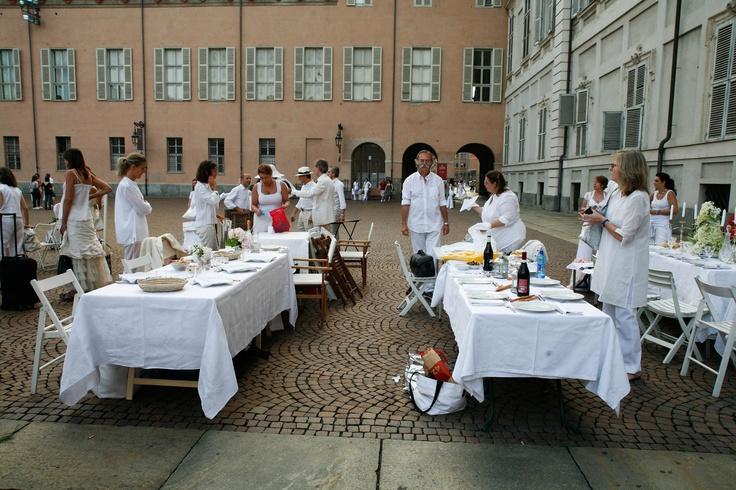 http://unconventionaldinner.blogspot.it by 2012 Piazzetta Reale by Antonella Bentivoglio d'Afflitto