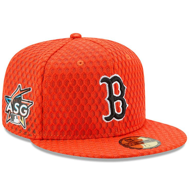 Boston red sox new era 2017 home run derby side patch
