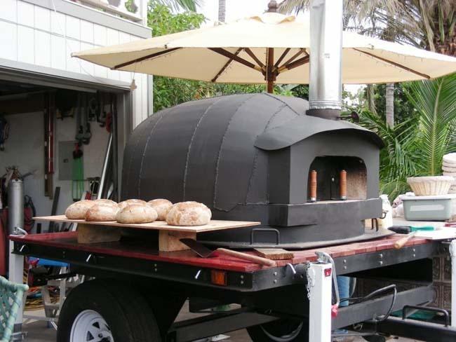 Le Panyol, de oven sinds 1840   Houtoven.com, De originele steenoven
