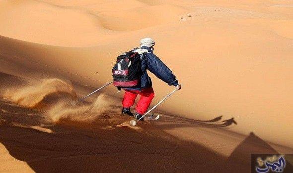 بني عباس تتحول إلى مقصد سياحي بفضل رياضة التزلج على الرمال Master Chief Character Master