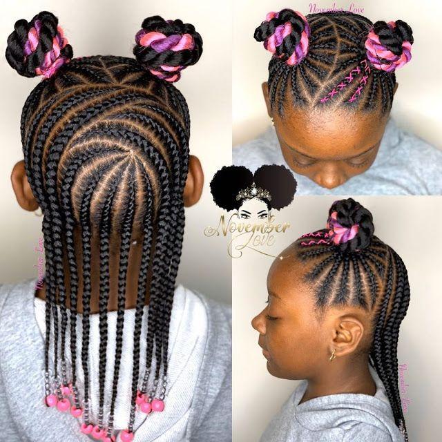 2019 2020 Hairstyles Gorgeous Christmas Braiding Styles For Kids Kids Hairstyles Kids Hairstyles Girls Hair Styles