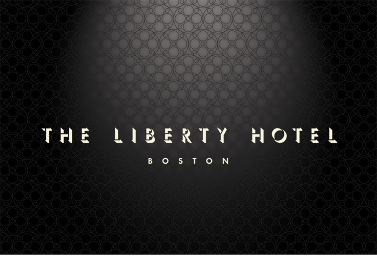 The Liberty Hotel | Client: Carpenter & Company | Brand identity, collateral, signage, and ad campaign for a luxury hotel, once a notorious jail in Boston | Designer: Bryant Ross | Image 1 of 8