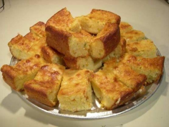 Moist Mexican Cornbread Recipe - Food.com: Food.com