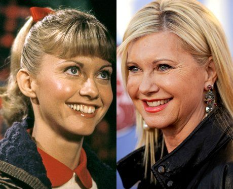Grease 2 Cast Then and Now | Olivia Newton-John then and now