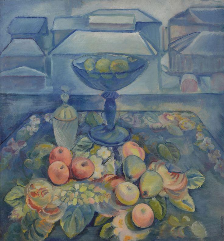 Кузнецов Павел Варфоломеевич [1878—1968] Утро. 1916