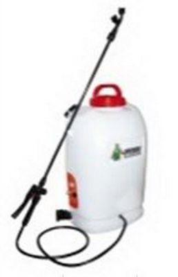 Pompa a batteria Easy Sprayer. 15 litri dotata di lancia + 3 eugelli , kit spallatura ergonomica, batteria e caricabatteria, filtro. Peso kg 6,2 capacita' 15 Lt. Batteria 12V-7AH pressione Bar 1,5-4,0 durata carica 4/5 ore in continuo  PER CANNA DELL'ACQ