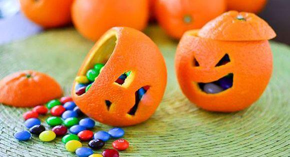 4 manualidades de Halloween para hacer con los niños - Halloween - Juegos y fiestas - Guia del Niño