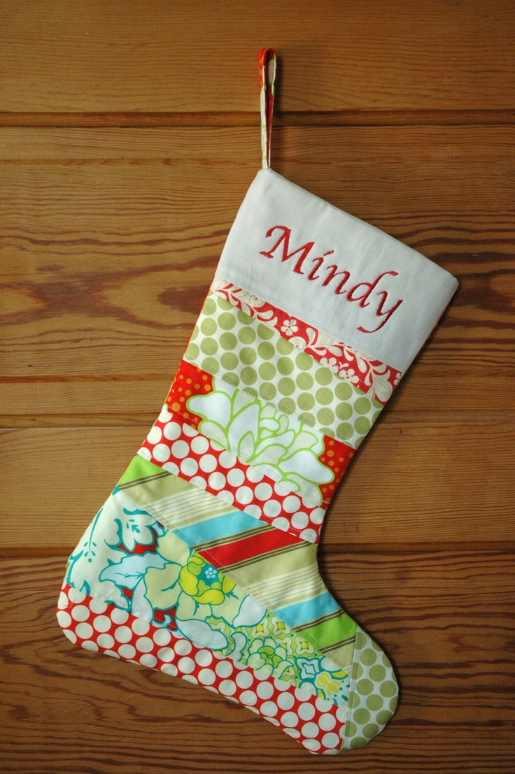 60 best quilt christmas stockings images on pinterest quilted