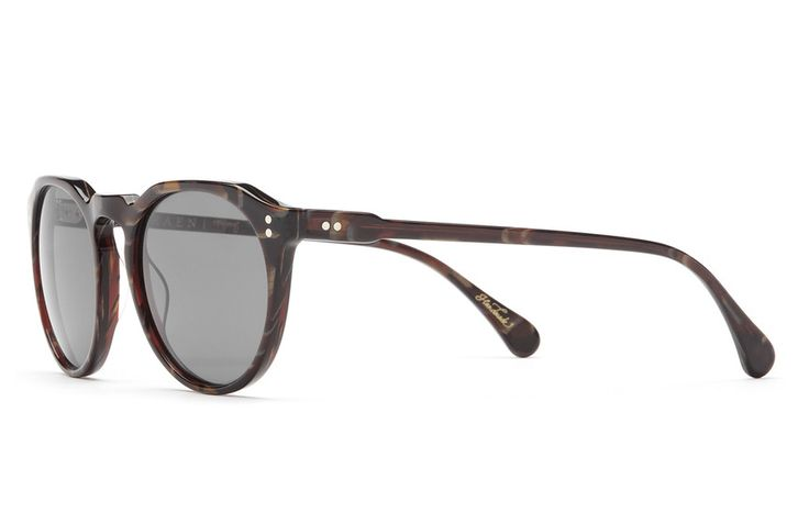 Remmy 52 Round Sunglasses for Men & Women - RAEN Optics