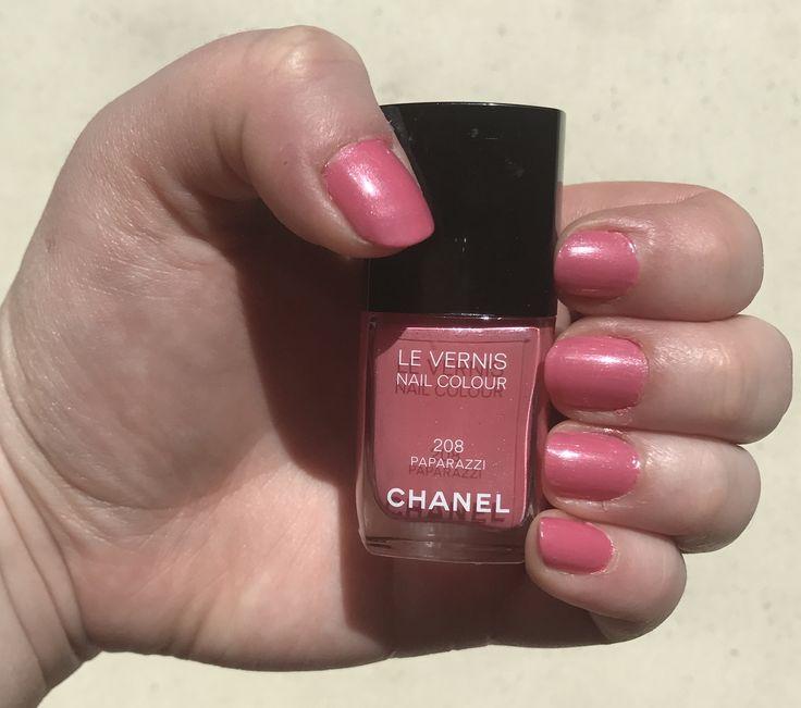 Chanel Paparazzi