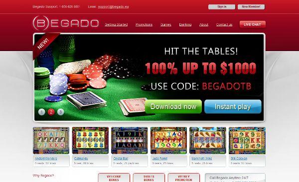 Begado Casino