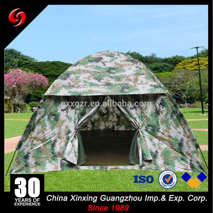 Military Fishing Camping Equipment Outdoor Tents ,waterproof Dome Camouflage Tent For Sale