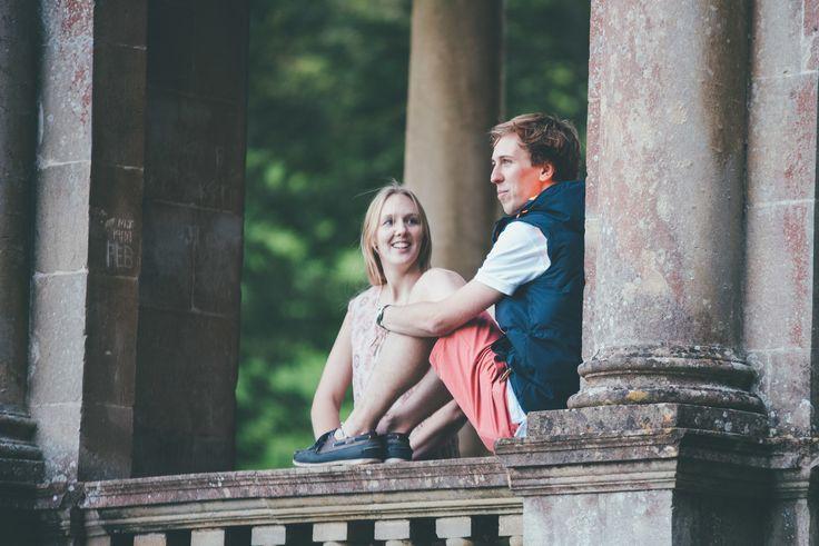 Engagement at Prior Park in Bath - Bex & Adam  // Matt Fox Photography - blog