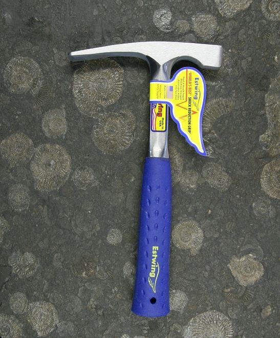 ESTWING Schürfhammer, leicht (12oz)