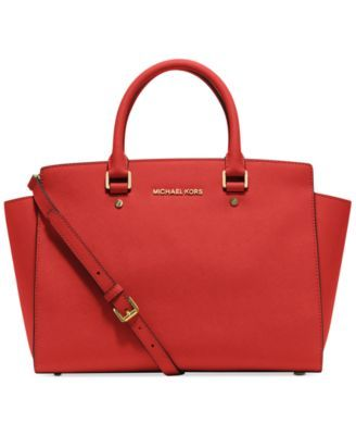 MICHAEL Michael Kors Selma Large East West Satchel http://fave.co/1gqUsbd