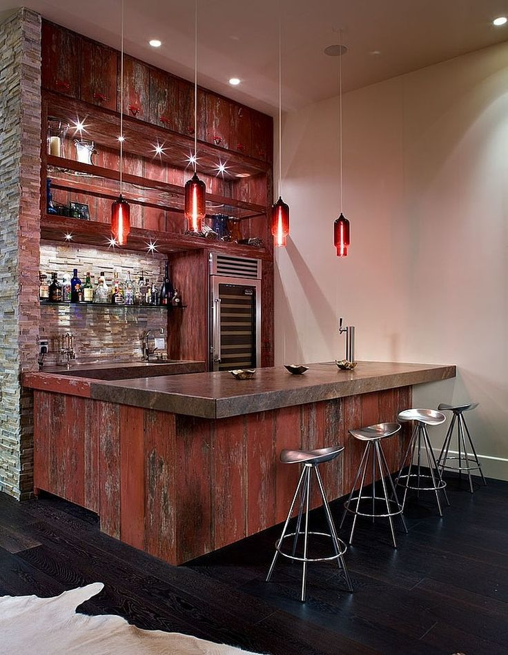 9 best Bar designs images on Pinterest | Bar home, Home ideas and ...