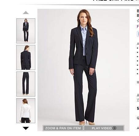 Classic women's business suit | Work Clothing | Pinterest ...
