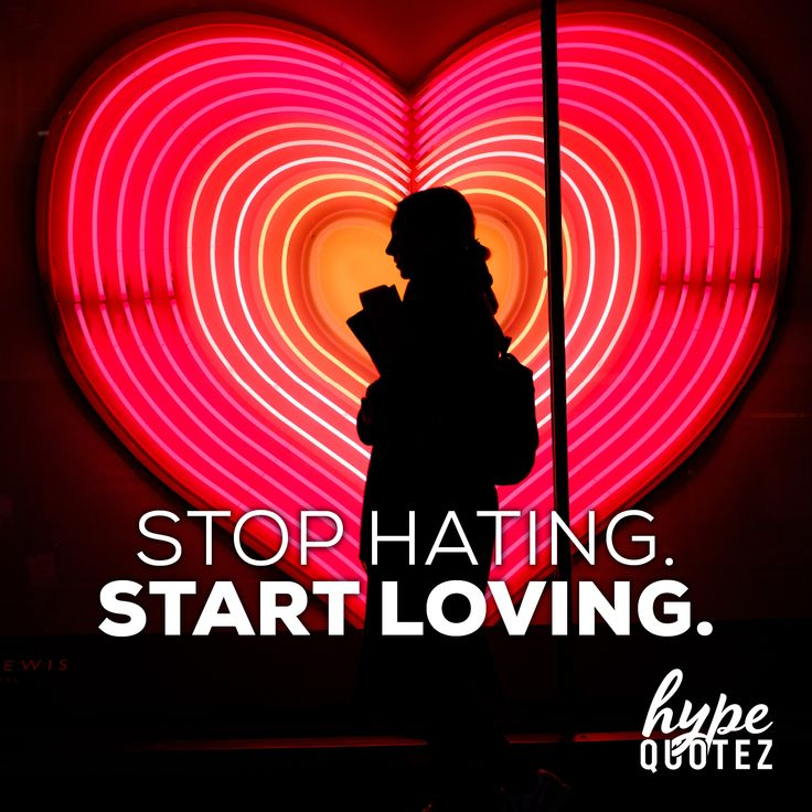 Stop hating START LOVING Photo by @kevin_1658 . #motivationalquotes #motivation #success #quote #quotes #fitness #entrepreneur #inspiration #love #bus…