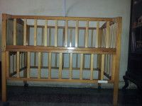 Used Baby Cot for sale in Mumbai on best prices..