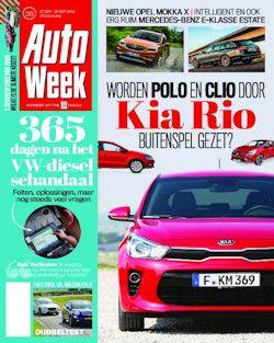 Proefabonnement: 4x Autoweek € 15,-: Wie de autowereld op de voet wil…