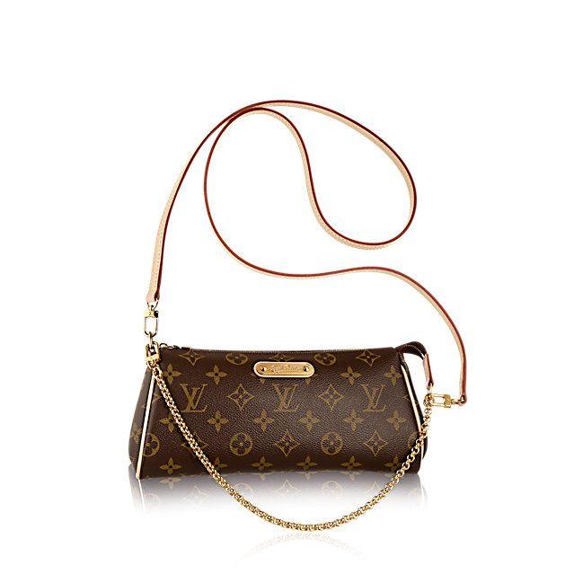 Eva Monogram Canvas - Handbags | LOUIS VUITTON