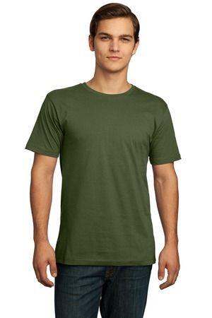 District Threads® - Short Sleeve Perfect Weight District® Tee. Made from smooth 30-singles yarn, this lightweight cotton is the perfect weight. And with a fitted shape and layerable length, this tee works well on its own or paired with your favorite hoodie. - Arizona Cap Company - (480) 661-0540 Custom Printed & Embroidered. Visit our website for the colors available and the price.