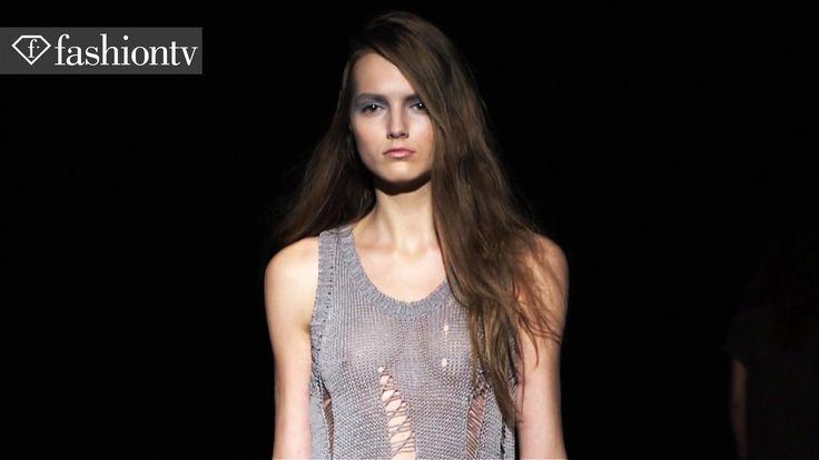 A Degree Fahrenheit Spring 2012 at Mercedes-Benz Tokyo Fashion Week   FashionTV - FTV