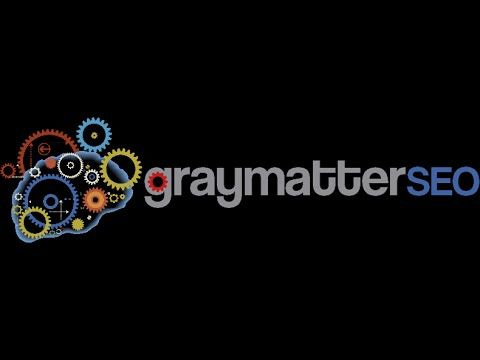 Call (813)518-6776 or Visit http://GraymatterSEO.com to get your video on the first page of Google. Video Seo Tampa. Our Facebook Page: https://www.facebook.com/GraymatterSEO What is video SEO and why is it important? We break down how you can rank higher in search and increase your domain ranking with video and how to optimize video for SEO.Video SEO and Video Marketing from Graymatter SEOWhile video can be a valuable, immersive and incredibly engaging form of content delivery, the job of a…