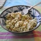 Recipe Picture:Noodle and Chinese Cabbage Salad