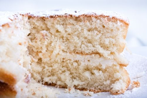 White Coconut Cake Recipe   Stay at Home Mum
