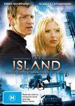THE ISLAND **** DVD **** REGION 4 ewan mcgregor scarlett johanssen