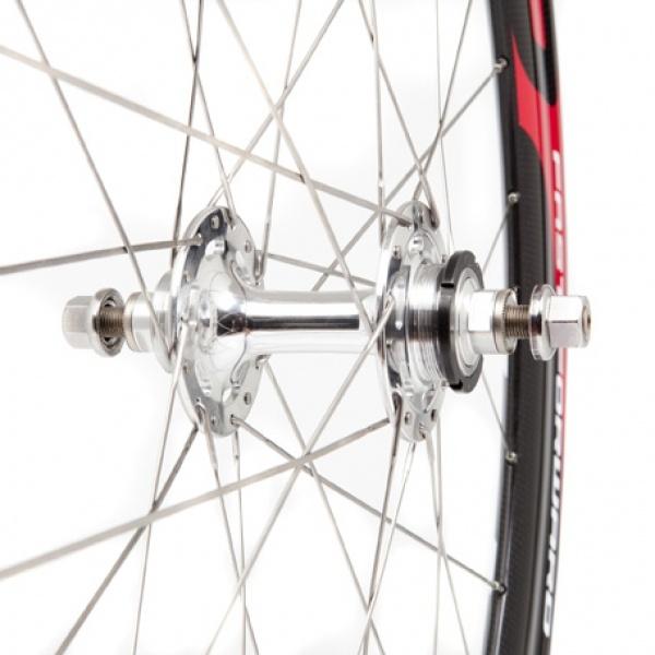 FFWD F6T: 60mm carbon track wheel set
