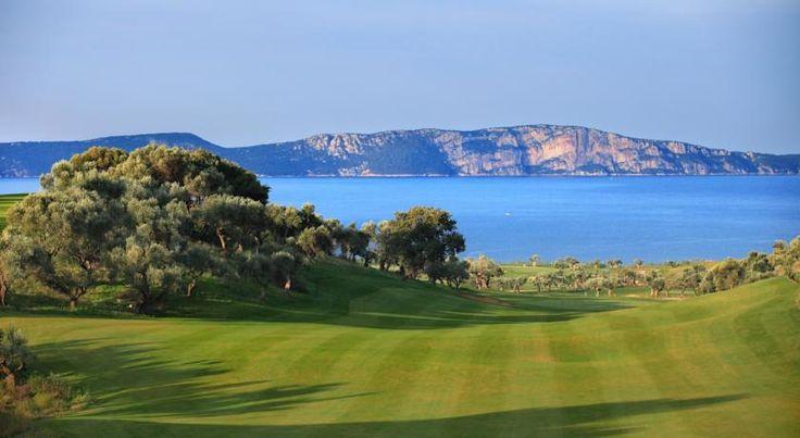 Hotels with view: The Westin Resort, Costa Navarino